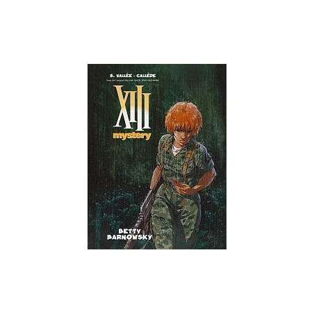 XIII MYSTERY tom 7 Betty Barnowsky