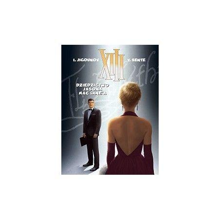 XIII tom 24 Dziedzictwo Jasona Mac Lanea
