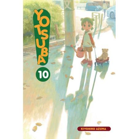YOTSUBA tom 10