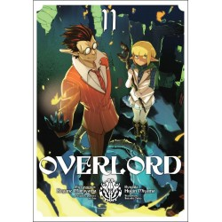 OVERLORD tom 11