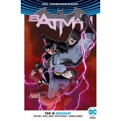 DC ODRODZENIE BATMAN tom 10...