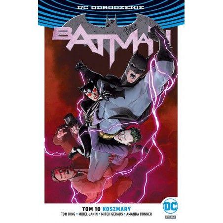DC ODRODZENIE BATMAN tom 10 Koszmary