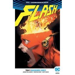 DC ODRODZENIE FLASH tom 9...