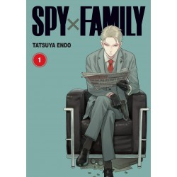 SPY x FAMILY tom 1