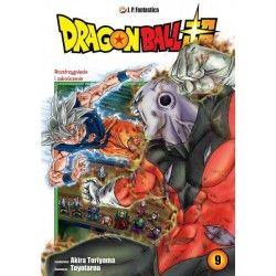 DRAGON BALL SUPER tom 9