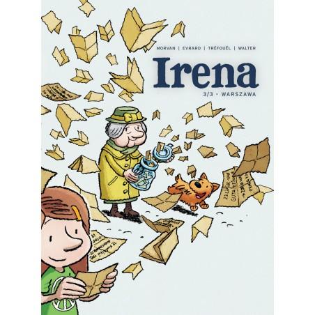 IRENA tom 3 Warszawa