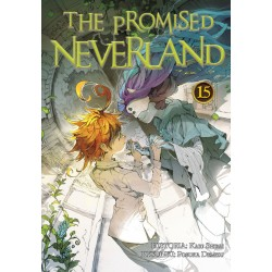 THE PROMISED NEVERLAND tom 15