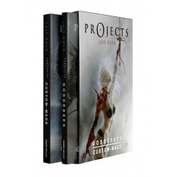 PROJECTS LUIS ROYO Artbook