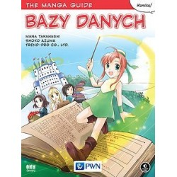 THE MANGA GUIDE Bazy danych