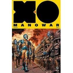 X-O MANOWAR tom 2 Generał