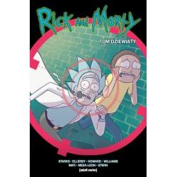 RICK I MORTY tom 9