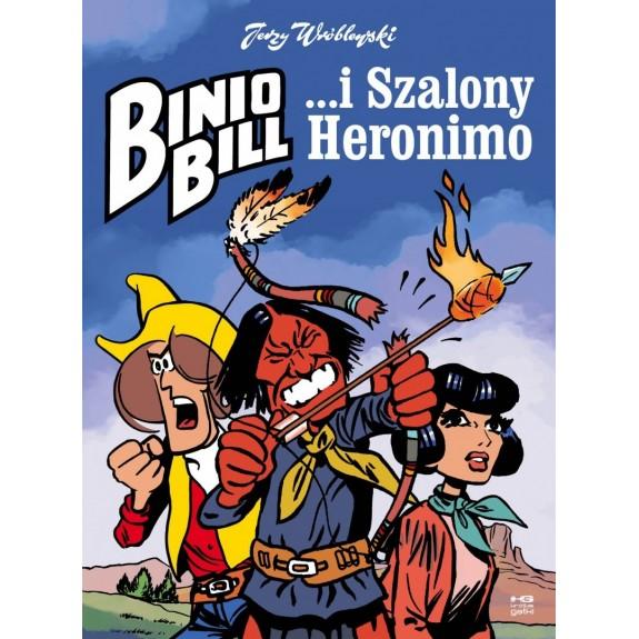 BINIO BILL i Szalony Heronimo