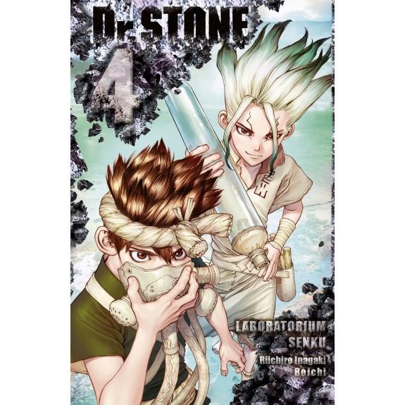 DR STONE tom 4