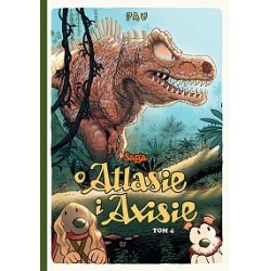 SAGA O ATLASIE I AXISIE tom 4