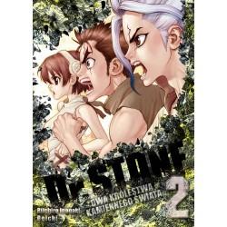 DR STONE tom 2