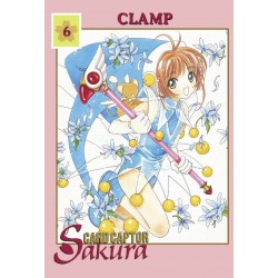 CARD CAPTOR SAKURA tom 6