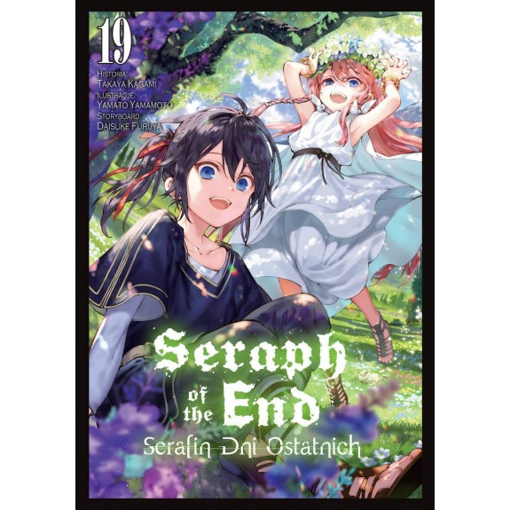 SERAPH OF THE END (Serafin dni ostatnich) tom 19