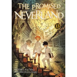 THE PROMISED NEVERLAND tom 13