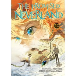 THE PROMISED NEVERLAND tom 12