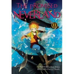 THE PROMISED NEVERLAND tom 11