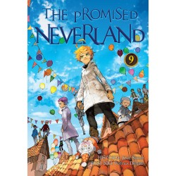 THE PROMISED NEVERLAND tom 9