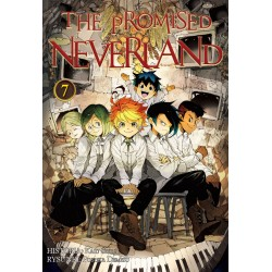 THE PROMISED NEVERLAND tom 7