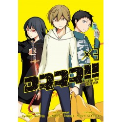 DURARARA!! YELLOW FLAG...
