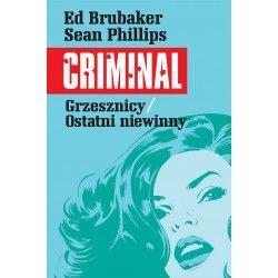CRIMINAL tom 3 Grzesznicy /...