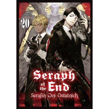 SERAPH OF THE END (Serafin dni ostatnich) tom 20