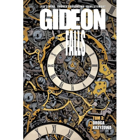 GIDEON FALLS tom 3 Droga krzyżowa