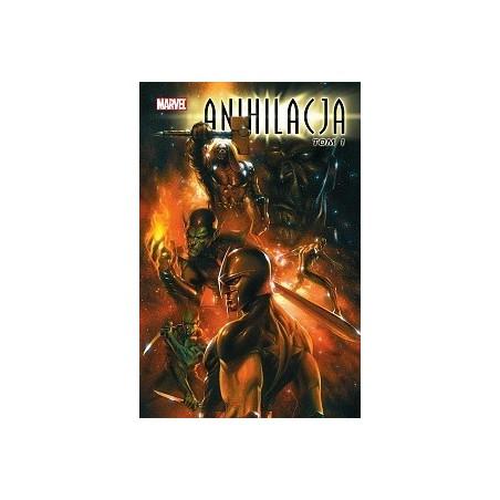 ANIHILACJA tom 1