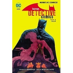 BATMAN DETECTIVE COMICS tom 6