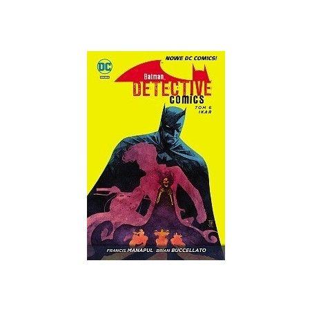 BATMAN DETECTIVE COMICS tom 6