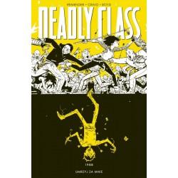 DEADLY CLASS tom 4 Umrzyj...
