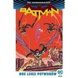 DC ODRODZENIE Batman noc...