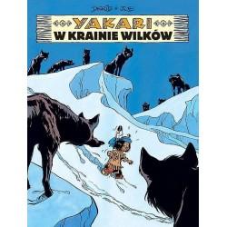 YAKARI tom 8 W krainie wilków