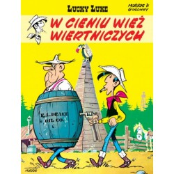 LUCKY LUKE tom 18 W cieniu...