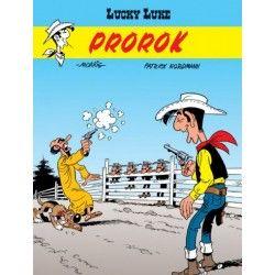 LUCKY LUKE tom 68 Prorok