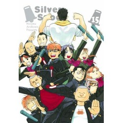 SILVER SPOON tom 15
