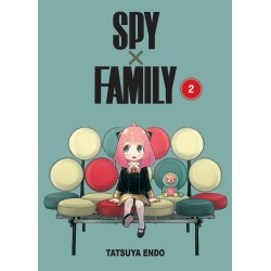 SPY x FAMILY tom 2