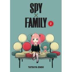 SPY x FAMILY tom 2