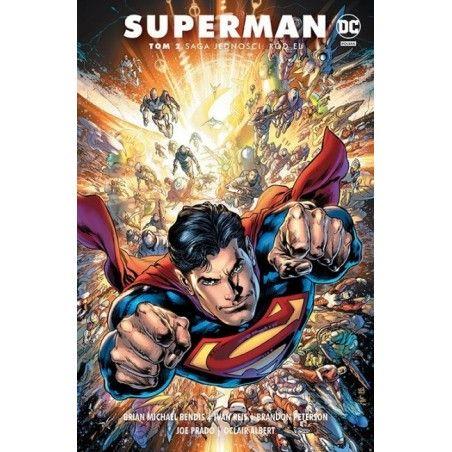 UNIWERSUM DC SUPERMAN Saga jedności tom 2 Róg El