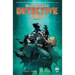 BATMAN DETECTIVE COMICS tom...