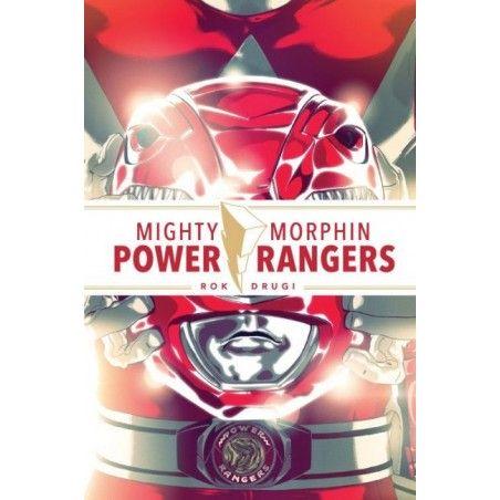 MIGHTY MORPHIN Power Rangers rok drugi
