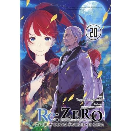 RE ZERO Życie w innym świecie od zera Light novel tom 20