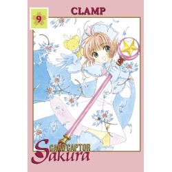 CARD CAPTOR SAKURA tom 9