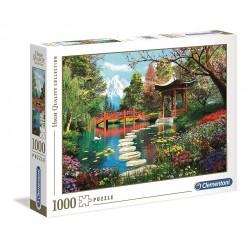PUZZLE Fuji Ogród 1000