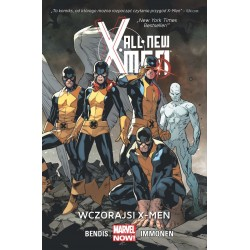 ALL NEW X-MEN tom 1...