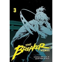 THE BREAKER NEW WAVES tom 3