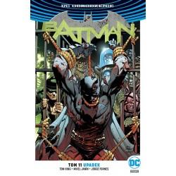 DC ODRODZENIE BATMAN tom 11...